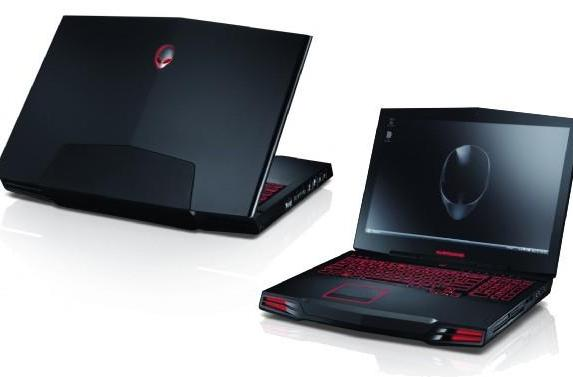 Alienware's M17X gaming laptop with twin GTX 280M GPUs truly is all powerful