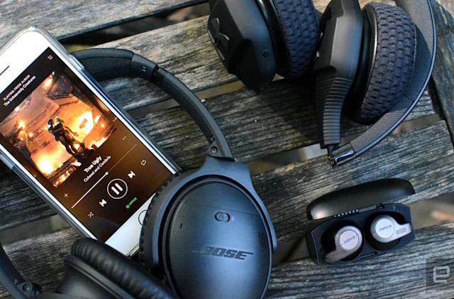 What to look for when buying headphones