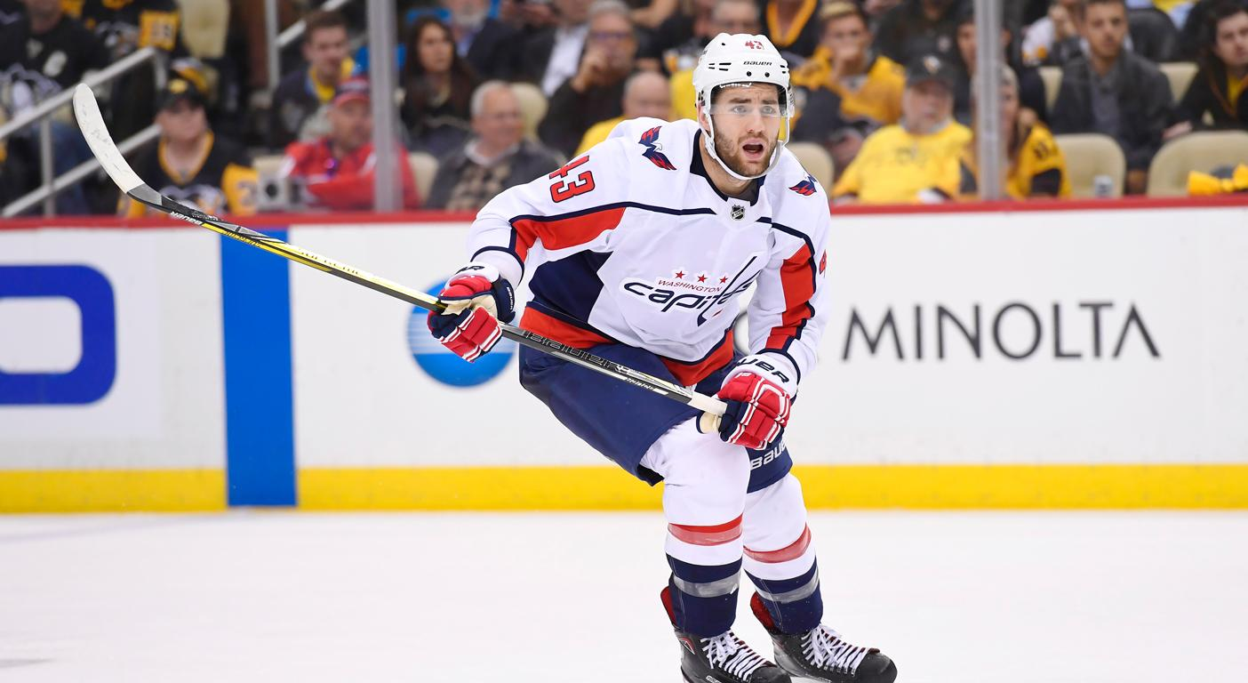 What Does Tom Wilson Give The Capitals