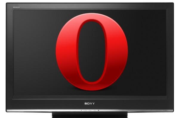 Opera browser headed to Sony TVs and Blu-ray players