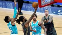 'It's tough to score right now.' Observations from the Hornets' loss to the Bulls.