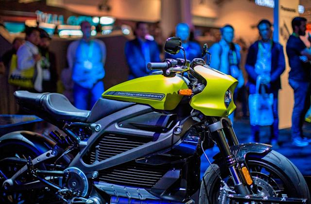 Harley's LiveWire electric motorcycle will go farther than we thought