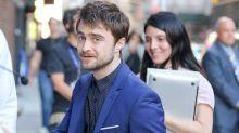 Daniel Radcliffe se refugiaba en el alcohol para desconectar de la fama