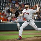 Sale reaches 300 Ks, Red Sox clinch after blanking Orioles