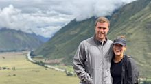 American couple returns home after being stranded in Peru as president closed borders over coronavirus pandemic: 'Thankful'