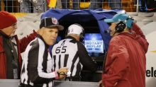 NFL officials will no longer go 'under the hood' but use tablets for replay reviews instead