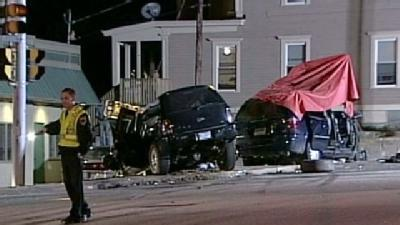 Police Suspect Mechanical Problem In Deadly Newport Crash
