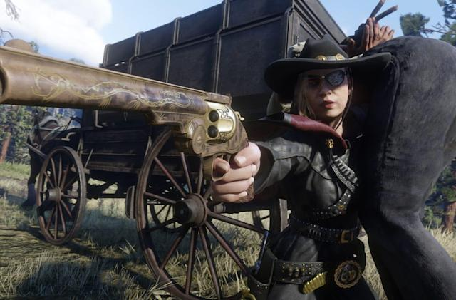 'Red Dead Redemption 2' comes to Steam on December 5th