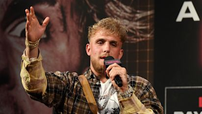 Jake Paul says he has 'early signs of CTE'