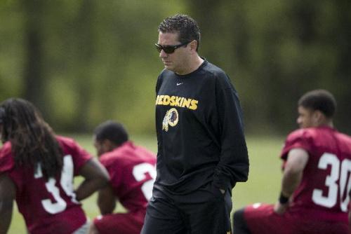 Owner Snyder addresses 'Redskins' name dispute