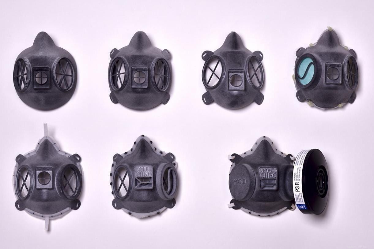 News post image: HP uses 3D printing to manufacture protective gear for health workers