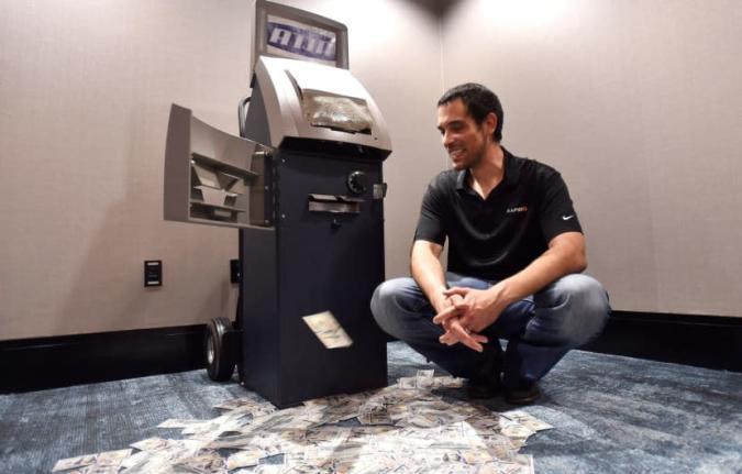 Jackpotting: Hack-Angriffswelle auf Geldautomaten
