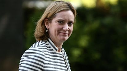 Amber Rudd denies police cuts to blame for Manchester terror attack