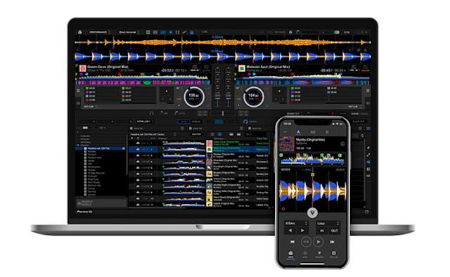 Pioneer DJ's Rekordbox software now syncs with Dropbox