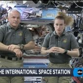 Life in Space: A Conversation With Astronauts Aboard the International Space Station