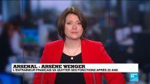 """Alain Giresse: Wenger a donné """"un style latin"""" et """"de la technique"""" à Arsenal"""