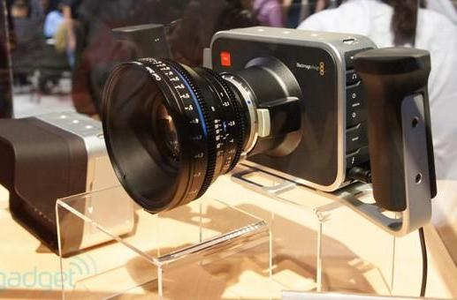 Blackmagic drops Cinema Camera price to $1,995