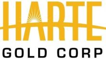 Harte Gold Announces $6.0 Million Bought Deal Offering