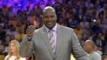So, apparently Shaquille O'Neal is a flat-Earther, too