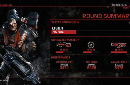 Evolve's progression systems dole out perks, boosts, new characters