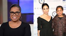 Meghan Markle's Mom Planning Tell-All with Oprah
