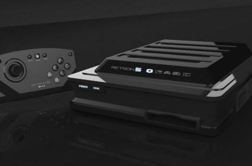 Hyperkin Retron 5 plays the cartridges of nine classic consoles (video)