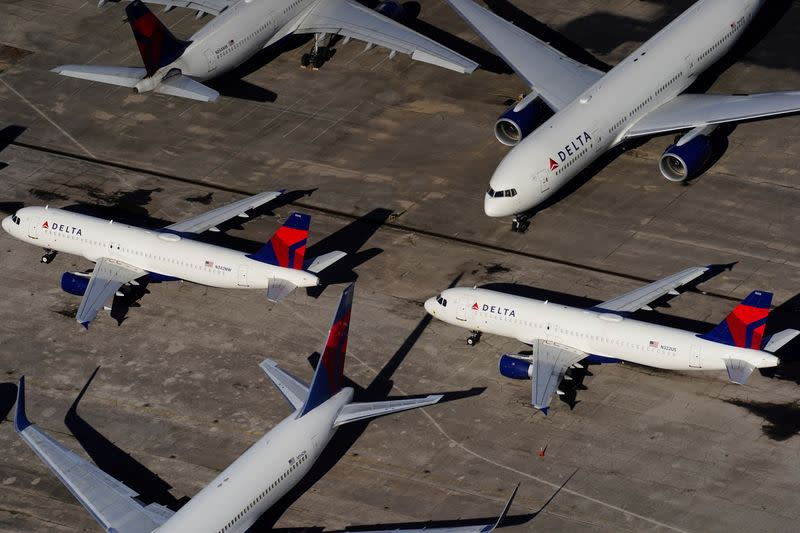 Delta CEO says demand 'at a stall,' 2019 business travel may never return