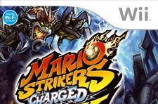 Today's goal-reaching videos: Mario Strikers Charged