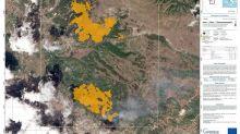 Abruzzo, utilizzati i satelliti Esa per monitorare i roghi