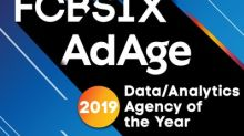 FCB/SIX Named Ad Age Data/Analytics Agency of the Year