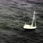 Two rescued from disabled sailboat caught in tropical storm Sally off Key West