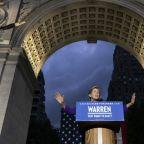 Elizabeth Warren Declared War on Corruption in the Heart of Lower Manhattan