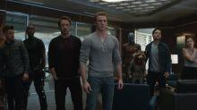 El reparto de Vengadores: Endgame graba sus manos en el Paseo de la Fama de Hollywood