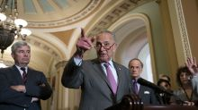 Schumer on ending filibuster: 'Nothing's off the table'