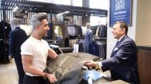 Men's Wearhouse Partners With Style Expert Tan France To Launch 11th Annual Suit Drive