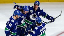 Canucks' Bo Horvat scores NHL-best ninth goal of Stanley Cup postseason