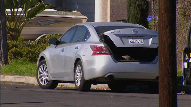 Man's body found in trunk of parked car in LA's Harbor Gateway area