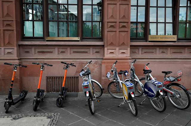 The Bronx will be home to NYC's first e-scooter share program