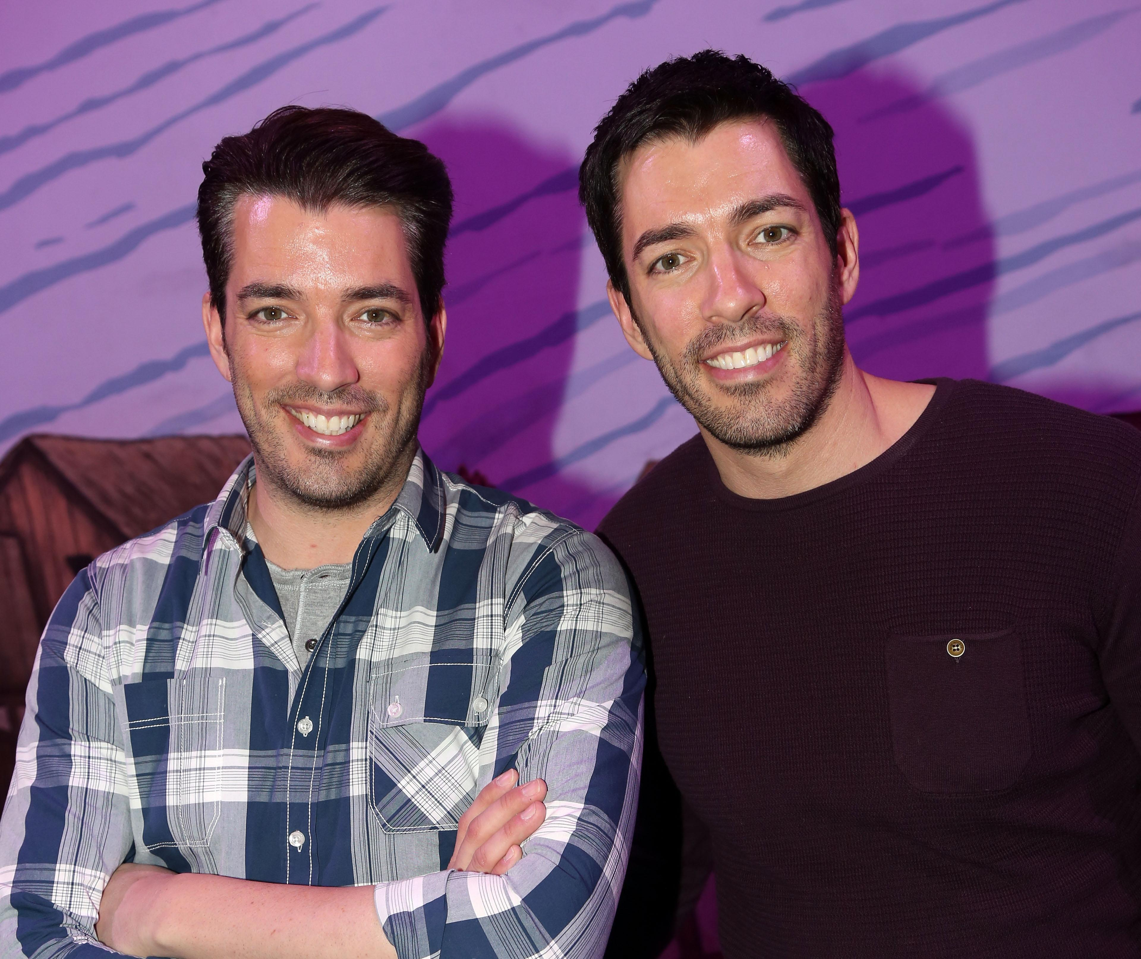 The Property Brothers Speak Out About Their Rumored Feud
