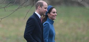 Kate Middleton's latest look