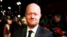 Jake Wood bids farewell to EastEnders on his last day on set