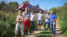 Verkehr: Wohnen an Bahngleisen: Spandauer kämpfen für Lärmschutz