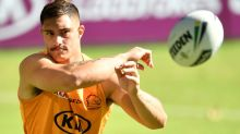 Staggs back to bolster under-fire Broncos