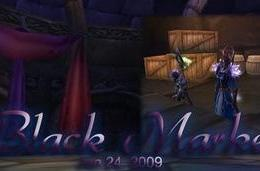 "Steamwheedle Cartel holding a ""Black Market"" crafting event"