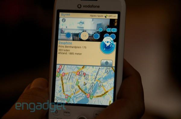 Video: Hands-on with SPRXmobile's Layar augmented reality browser for Android