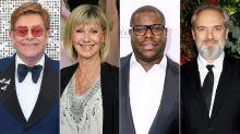 Elton John, Olivia Newton-John, Steve McQueen, Sam Mendes, more receive new U.K. honors