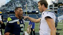 Russell Wilson now has the most consecutive starts among active NFL quarterbacks