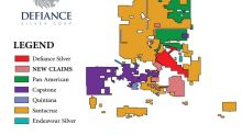 Defiance Acquires Mag Silver's Zacatecas Silver District Holdings; Mag Becomes Strategic Shareholder