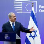 EU tells Netanyahu it rejects Trump's Jerusalem move