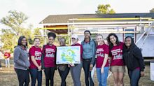 Whirlpool Corporation and Indiana University Celebrate 10 years of Building Habitat for Humanity Homes with Monroe County, Indiana Families